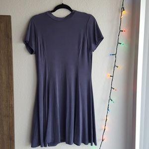 Dusty Purple Flowy Dress | Super Flattering